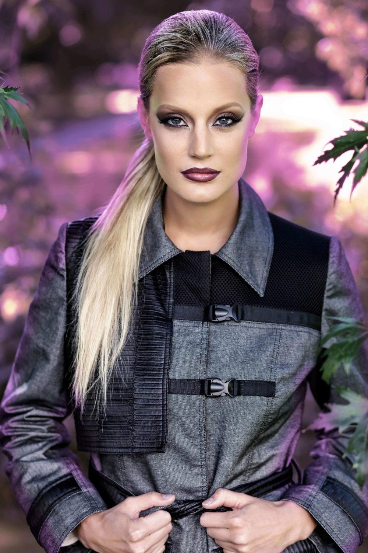 Model: Isabell Johansson, Fotograf: Armand Dommer, Stylist: Beba Jonsson