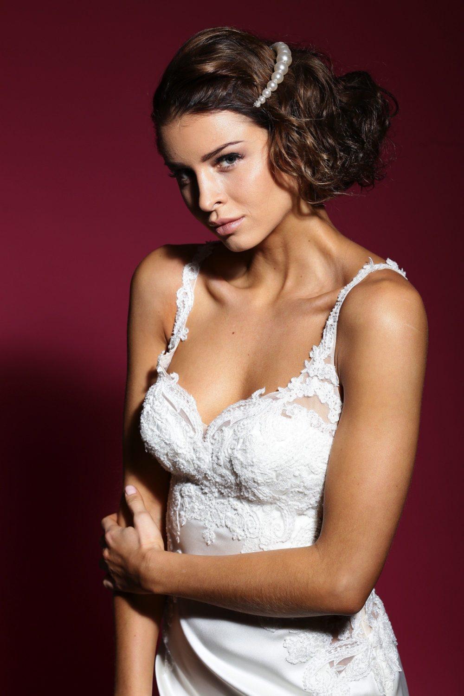 Model: Josefine Forsberg, Fotograf: Armand Dommer, Stylist: Beba Jonsson